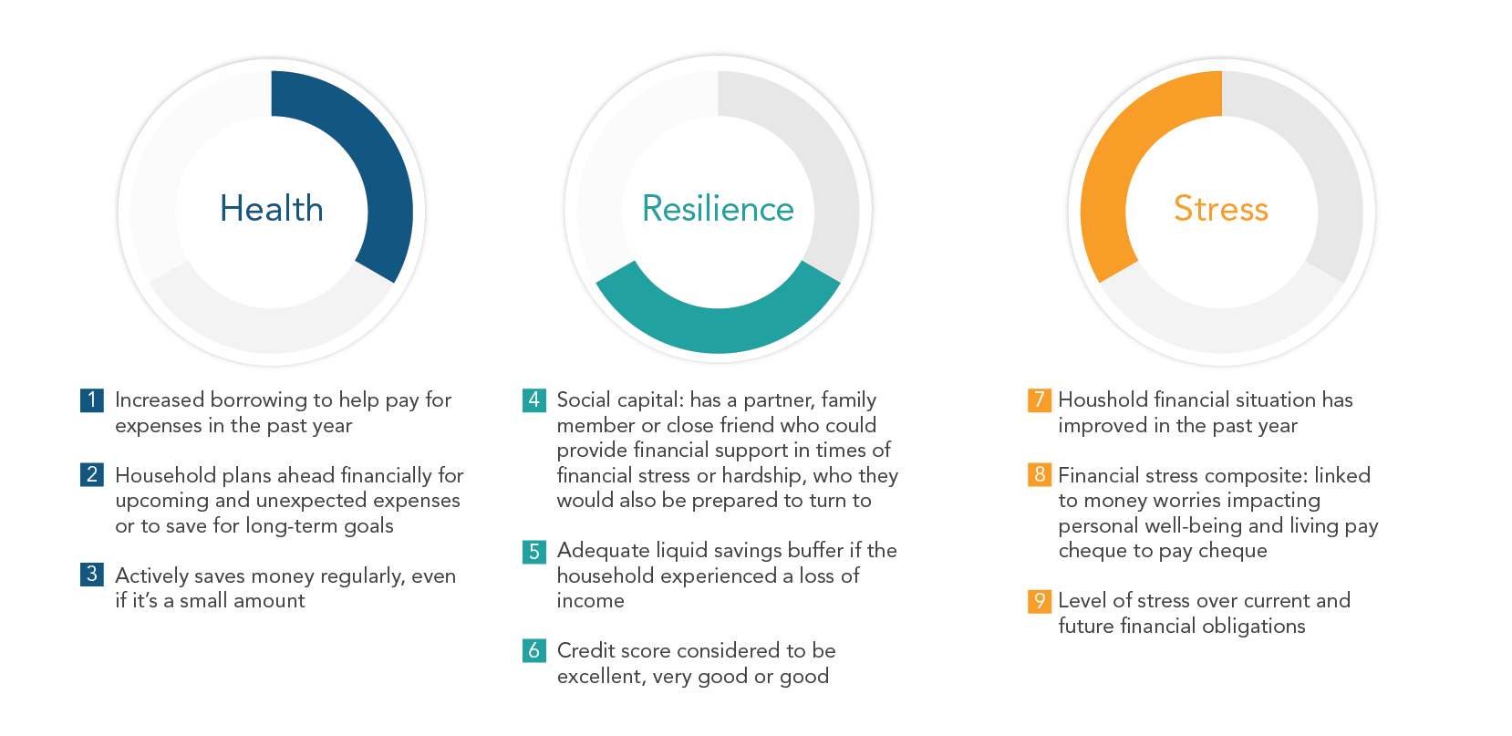 Financial Resilience Stress